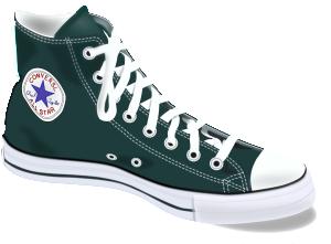 Stylové boty Converse