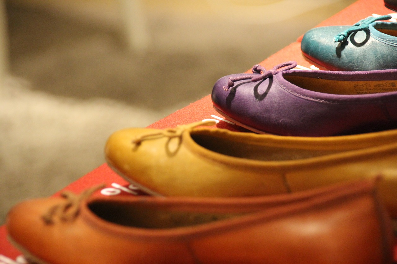 Přivítejte jaro stylovou obuví