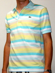 Pánské polo tričko Lacoste 2a4392971f