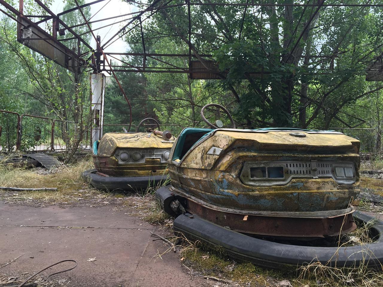 Stalker předpověděl černobylskou katastrofu
