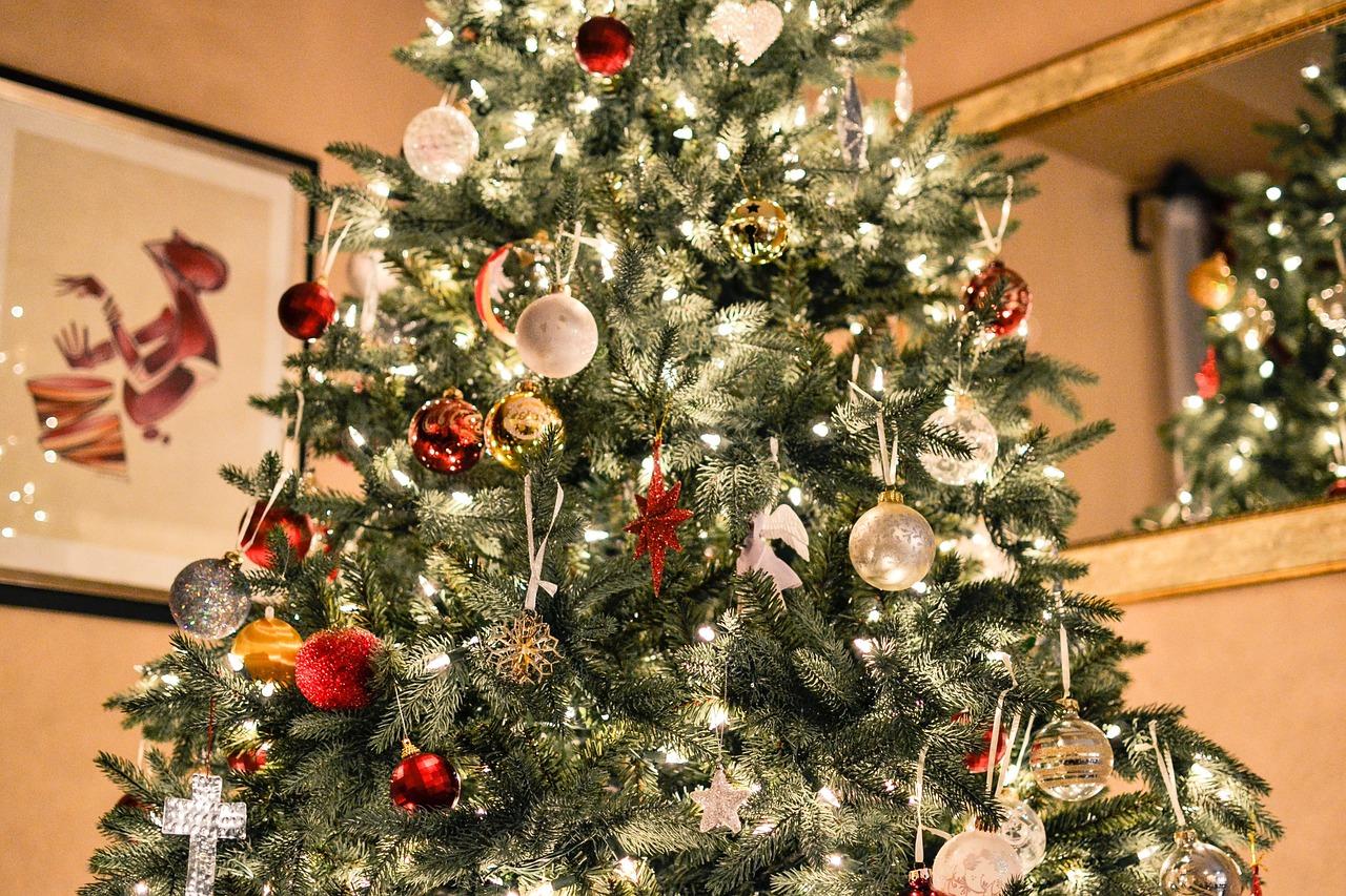 Vánoční osvětlení – romantika na jedničku