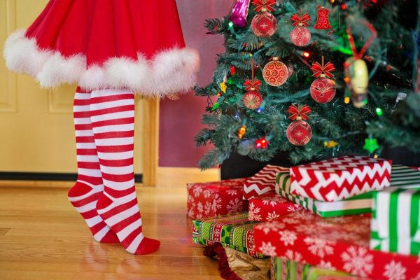 Oblečení jako vhodný dárek pod stromeček?