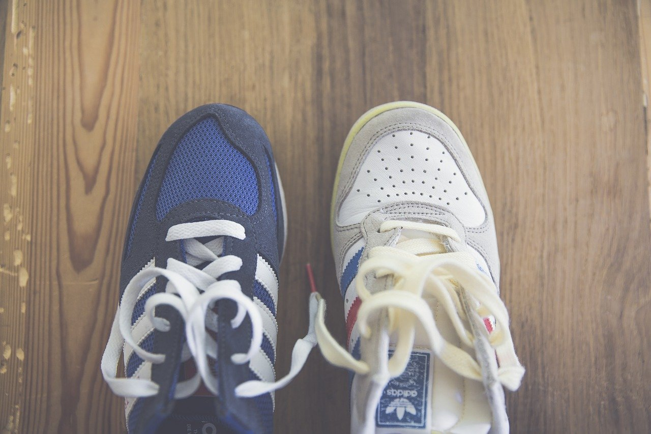 Historie značky Adidas
