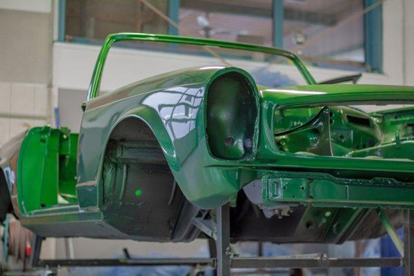 Jaké vybavení potřebuje autolakovna, aby vše zvládla na jedničku?
